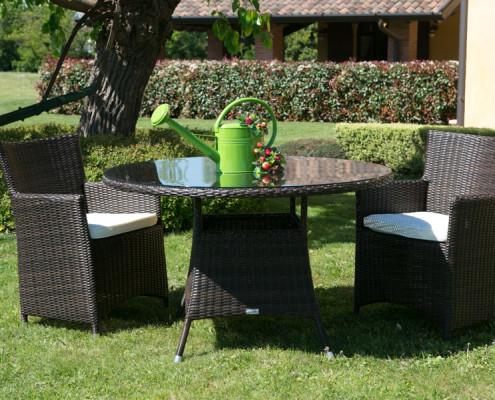 Arredo esterno agribrianza for Arredo giardino milano