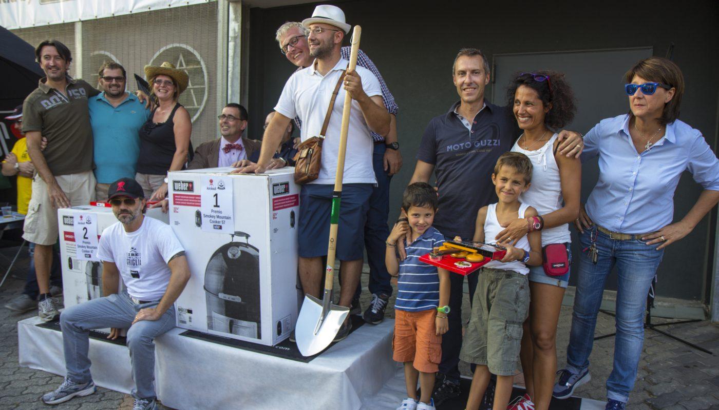 Campionato di barbecue – Agri Brianza BBQ Competition