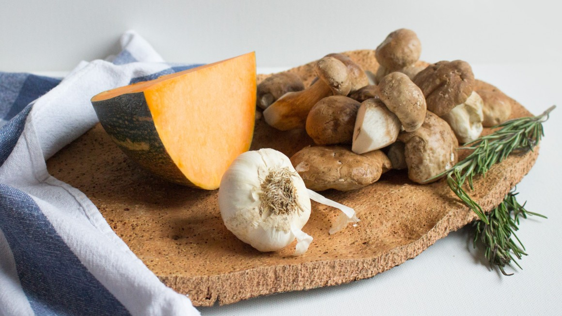 WE COOK – Tutto il menù in griglia – I sapori dell'autunno al bbq