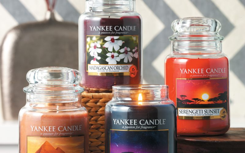 Yankee Candle Out of Africa: I profumi dell'avventura!