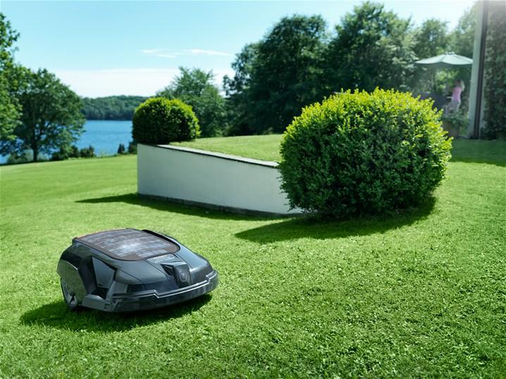 Robot rasaerba: Honda Miimo e Husqvarna Automower