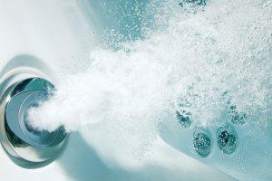 manutenzione della vasca idromassaggio