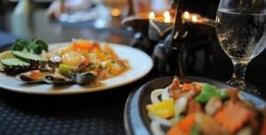 Barbecue Nights – Cena di pesce a lume di candela