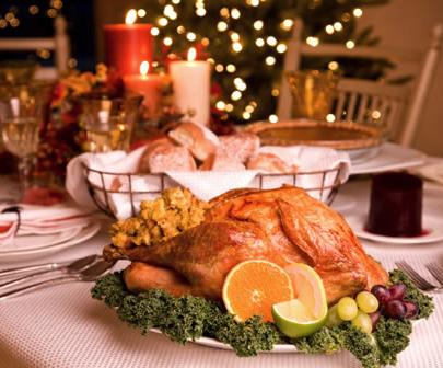Il Menù in griglia: il Thanksgiving americano