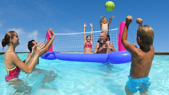 La piscina fuori terra: un sano divertimento per i nostri bimbi