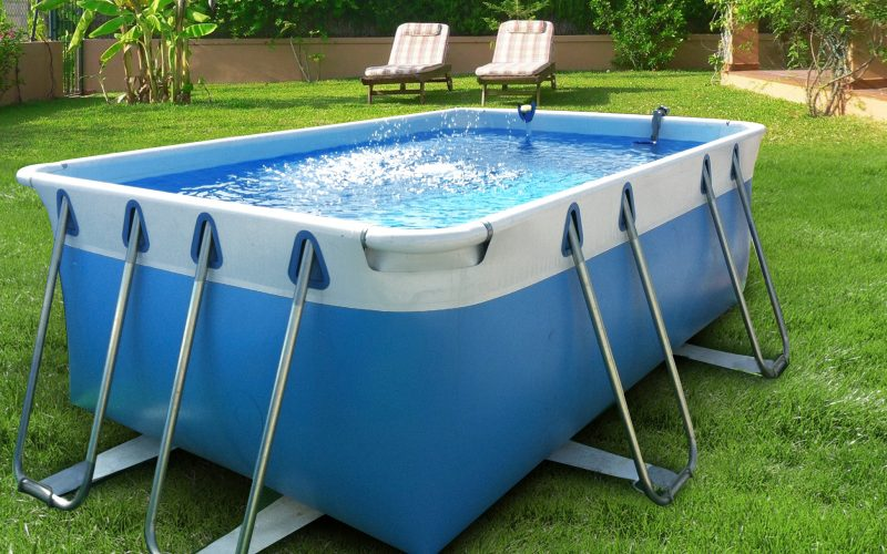 Piscine fuori terra intex agribrianza for Attrezzi piscina