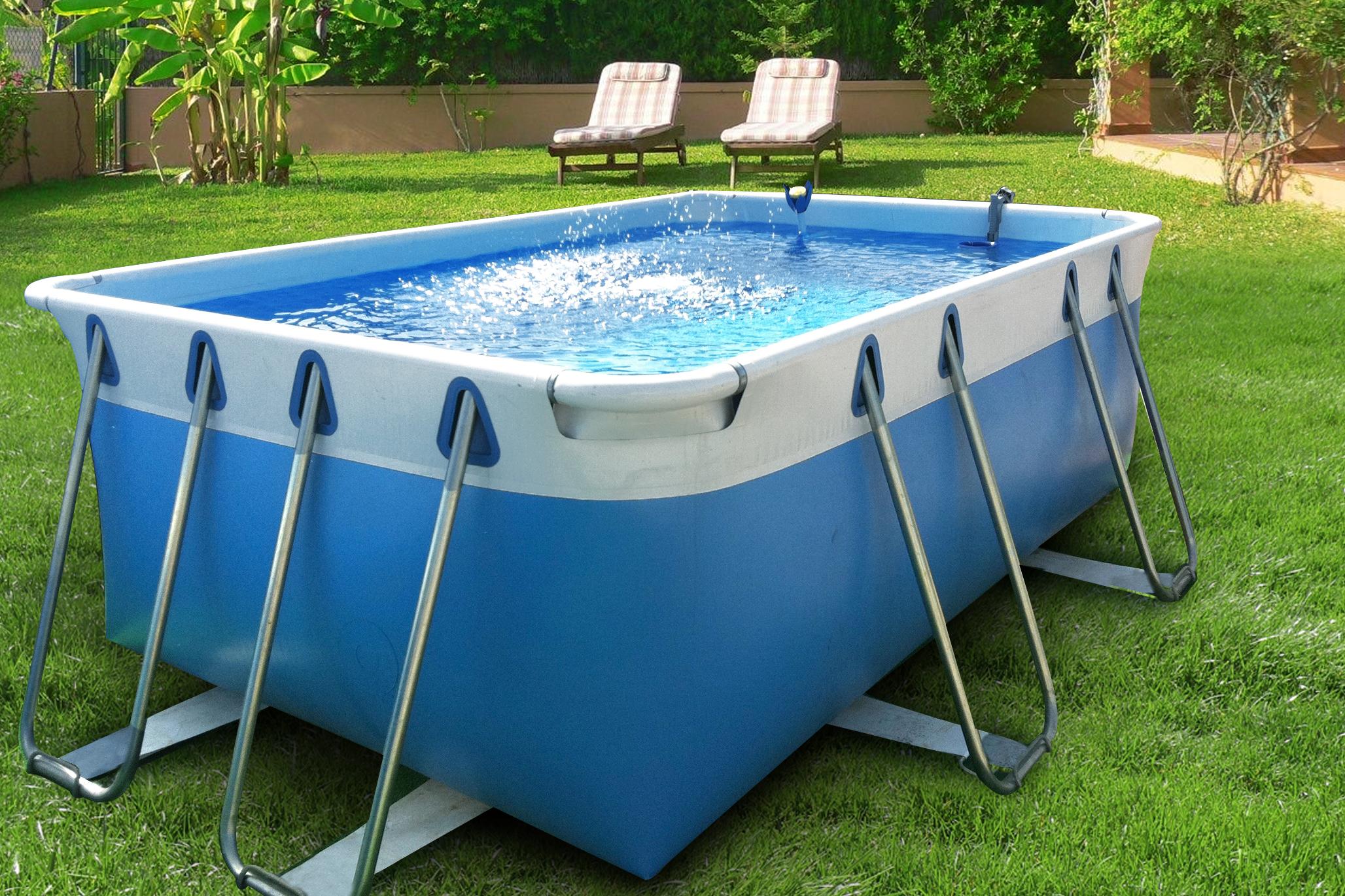 Piscine fuori terra intex agribrianza for Teli per coprire piscine fuori terra