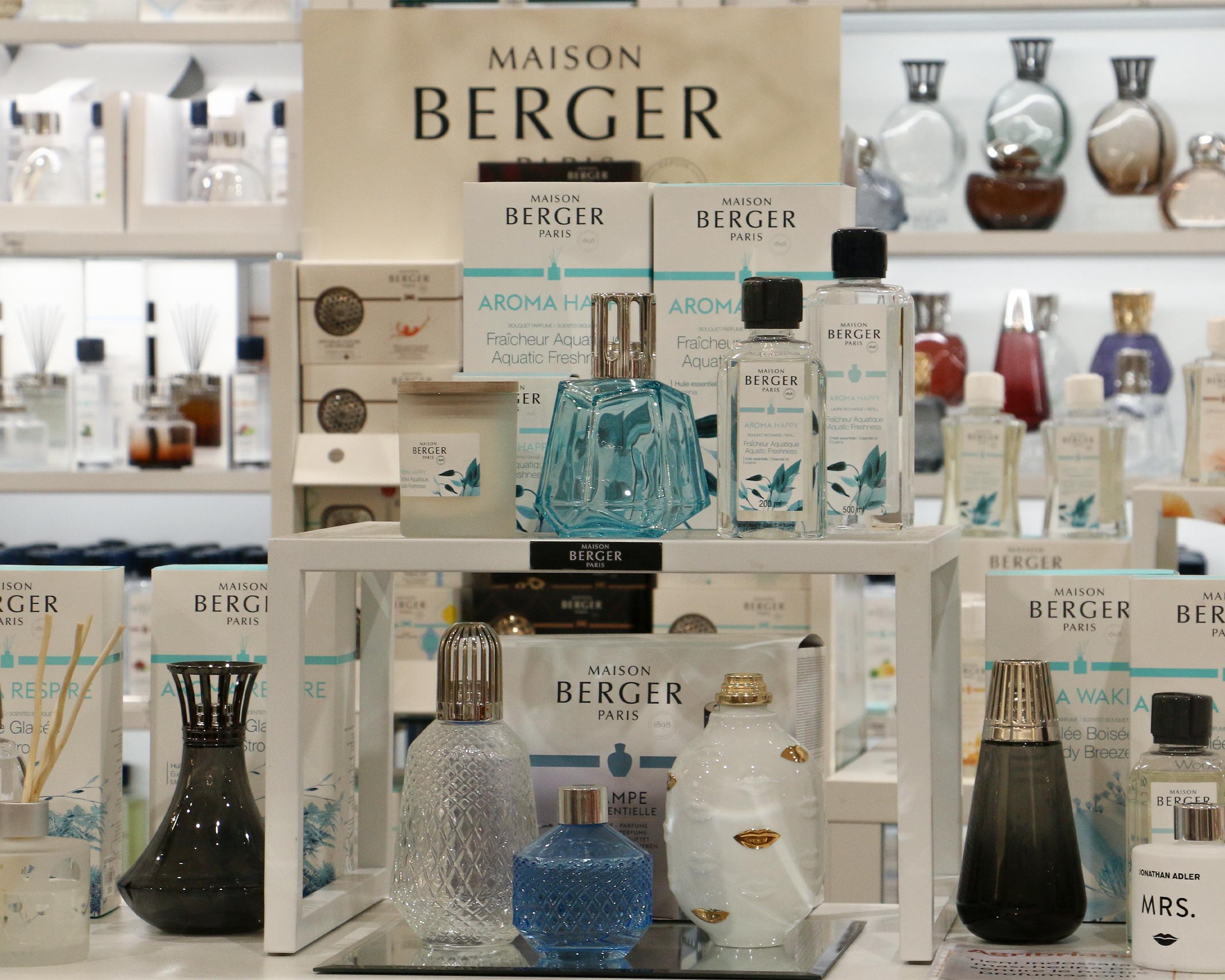 Lampe Berger, un accessorio senza tempo