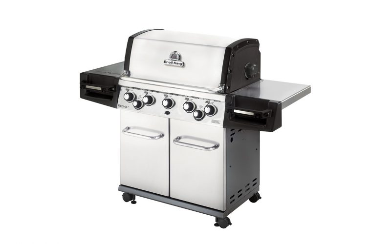 Broil King, bbq a gas: i signori del barbecue