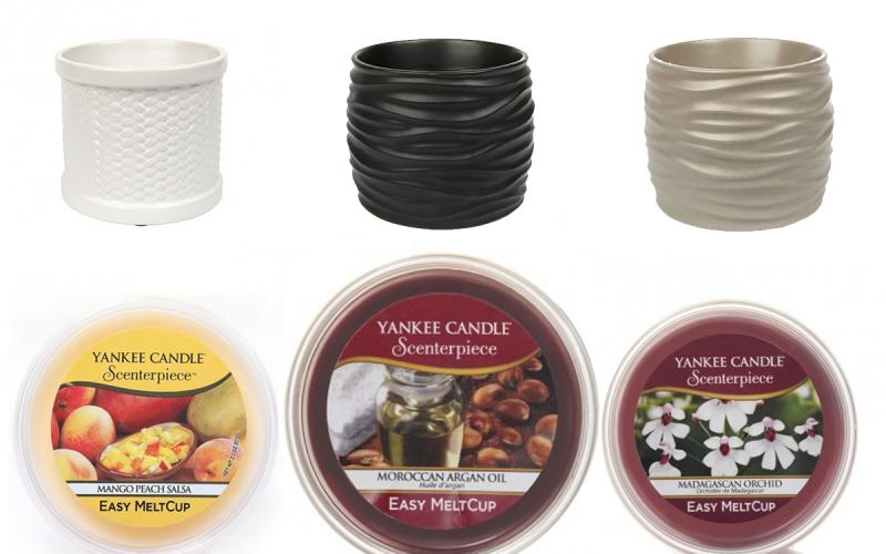 Yankee candle: profumatore scenterpiece elettrico