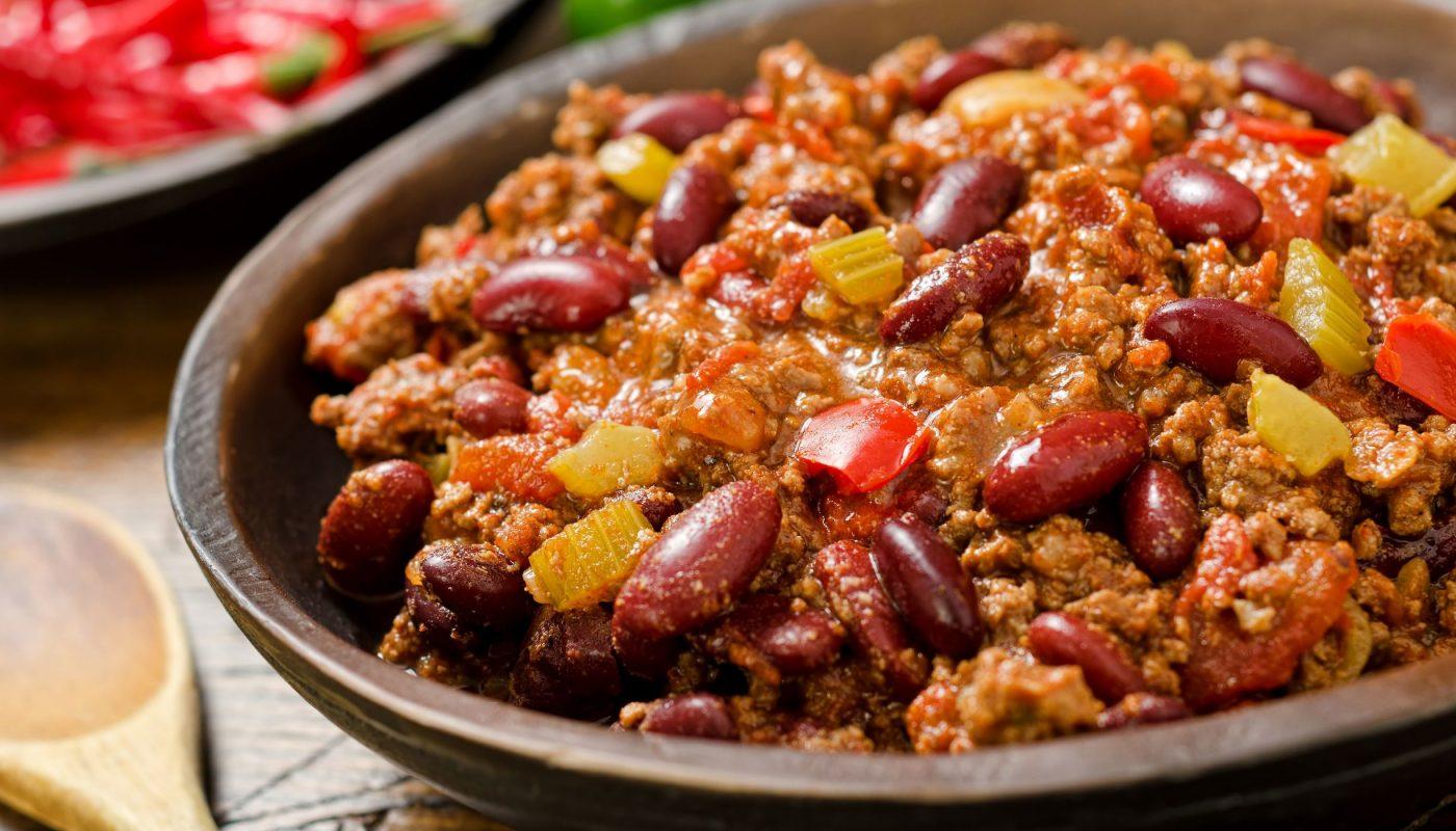 Assaggi BBQ – Chili con carne