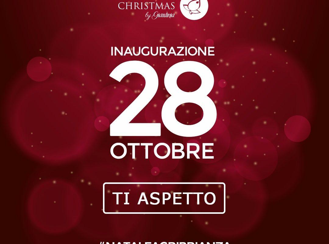 Inaugurazione Natale 2016