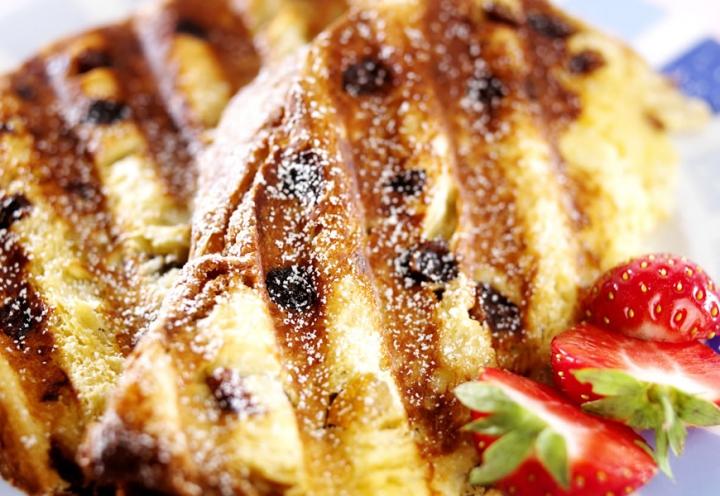 Assaggi BBQ – Panettone Grigliato