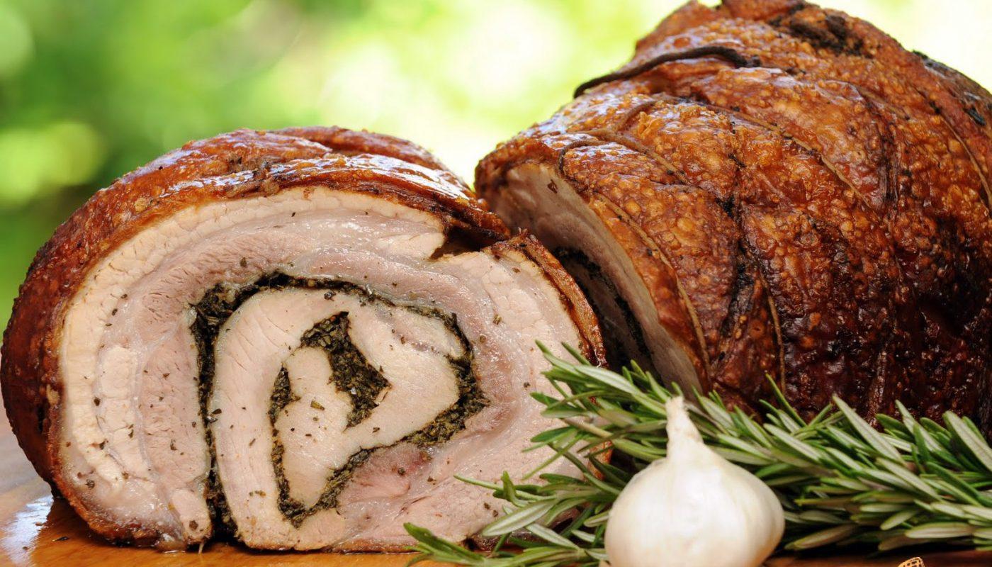 Assaggi BBQ – Porchettata