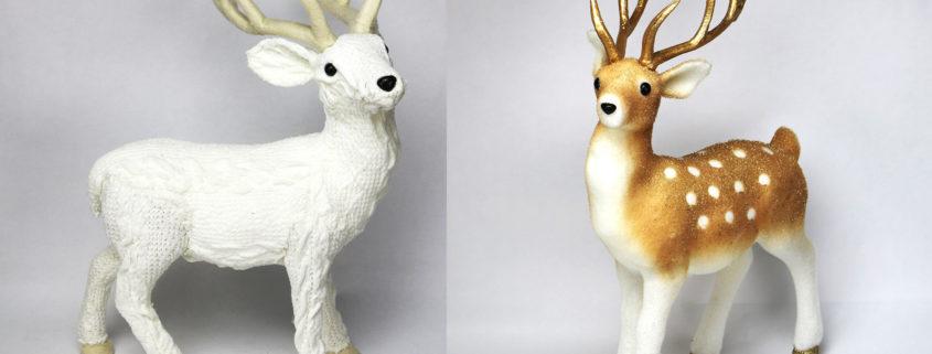 Personaggi e animali natalizi
