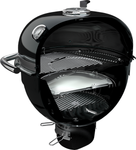 Weber Summit Charcoal: prova del nuovo barbecue Weber a carbone