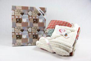 Idee regalo Daunex per un Natale allegro, morbido e colorato