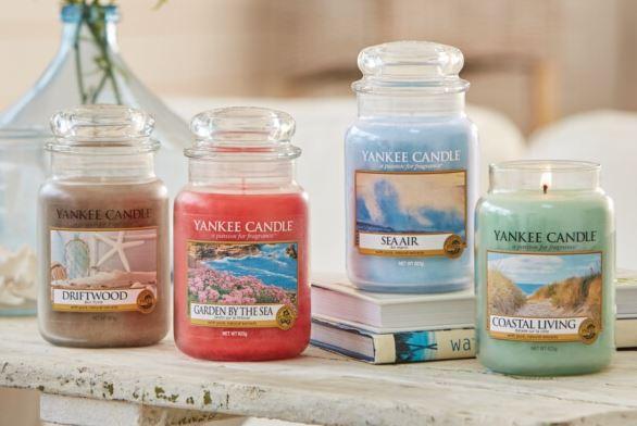 fragranze yankee candle come sceglierle senza annusarle. Black Bedroom Furniture Sets. Home Design Ideas