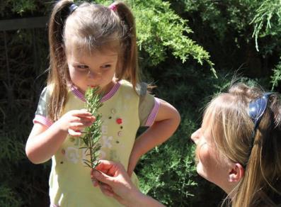 Natura LAB: Scopri l'orto con i 5 sensi!