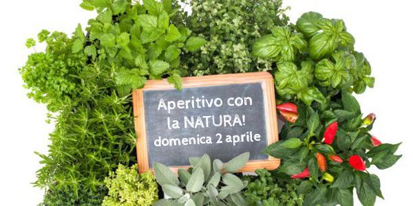 Aperitivo con la Natura: l'orto aromatico da gustare