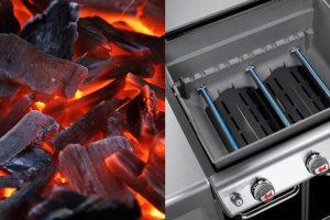 BBQ a gas o a carbone? Questo è il dilemma!