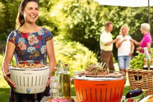 Lotus Grill: il barbecue ideale per grigliate in movimento!