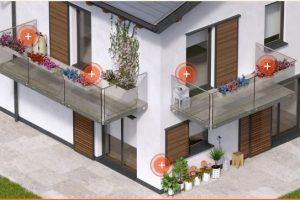 Come bagnare le piante sul balcone mentre sei in vacanza