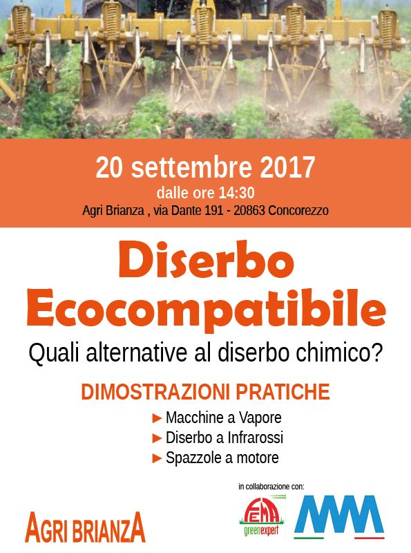 Diserbo Ecocompatibile: alternative e demo