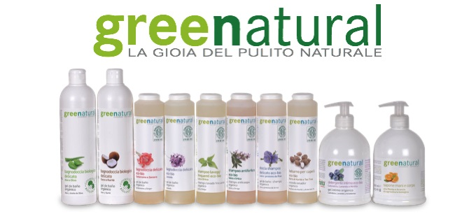 Green Natural, bellezza naturale per te e la tua casa!