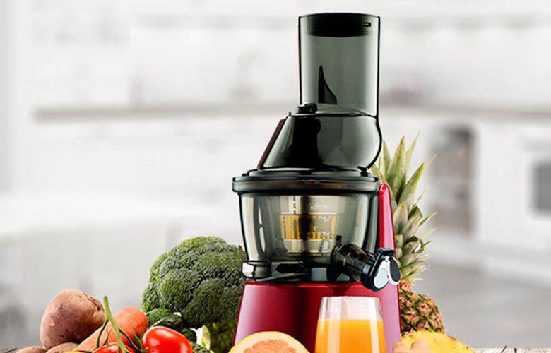 Estrattore di succhi Kuvings: tutto il benessere di frutta e verdura
