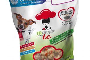 """""""Mangio come te"""": la nuova linea di mangime casalingo per cani!"""