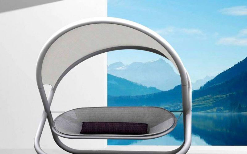 Cool-là di Emu: il divano dondolo novità 2018