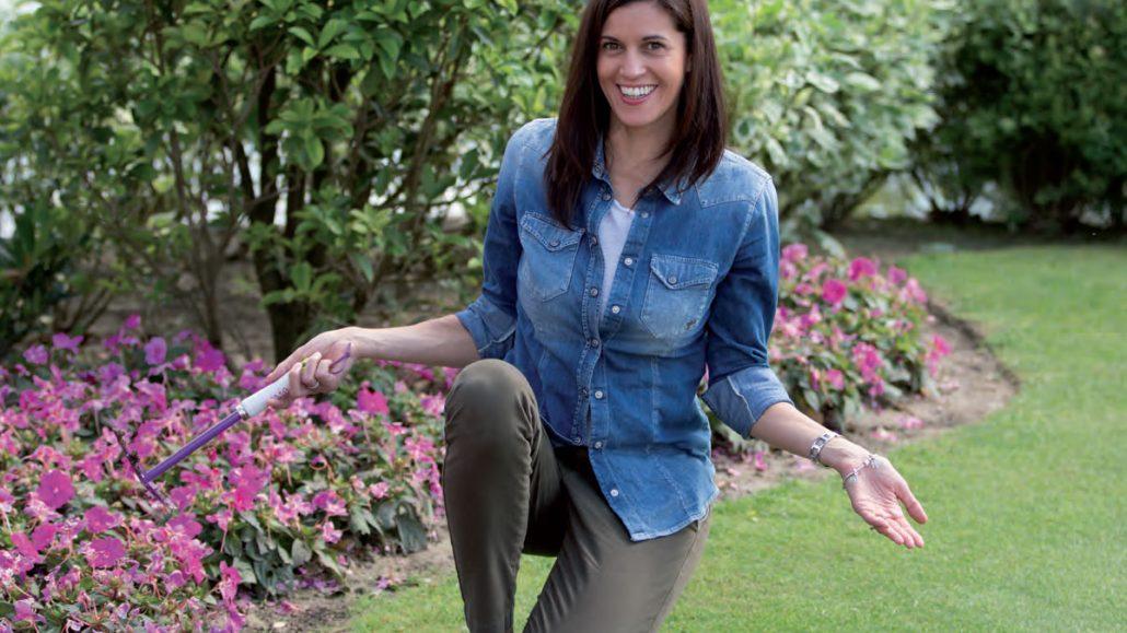 attrezzi da giardino per donna