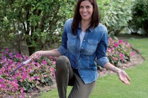 Giardinaggio al femminile