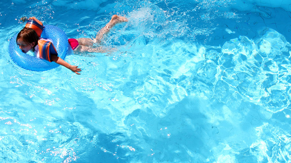 La piscina cristallina – workshop