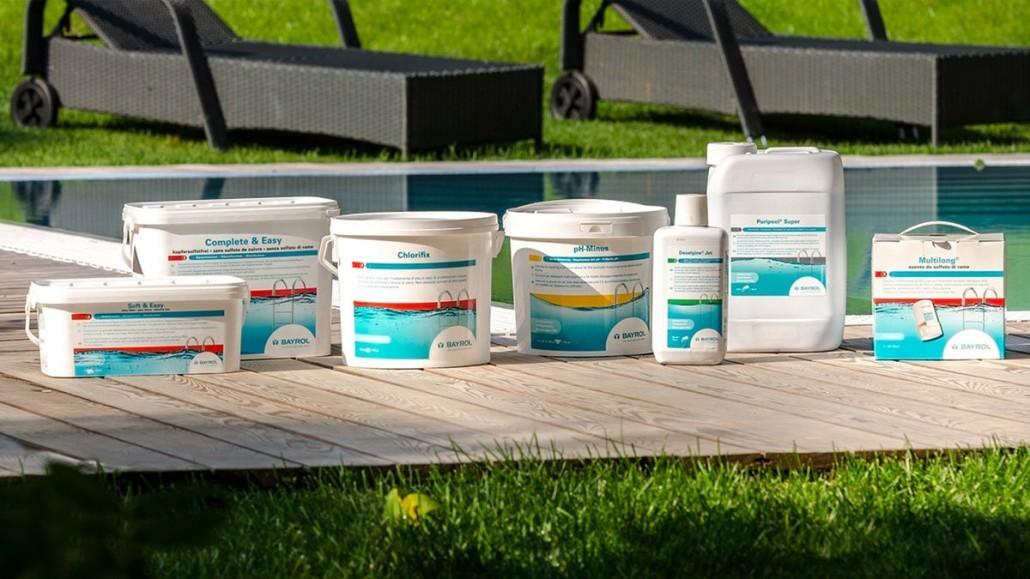 prodotti manutenzione piscina