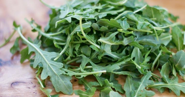 Dall'orto alla tavola: Pesto di rucola
