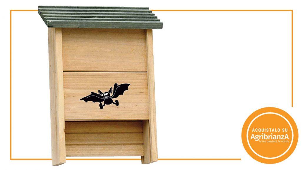 casetta pipistrelli batbox