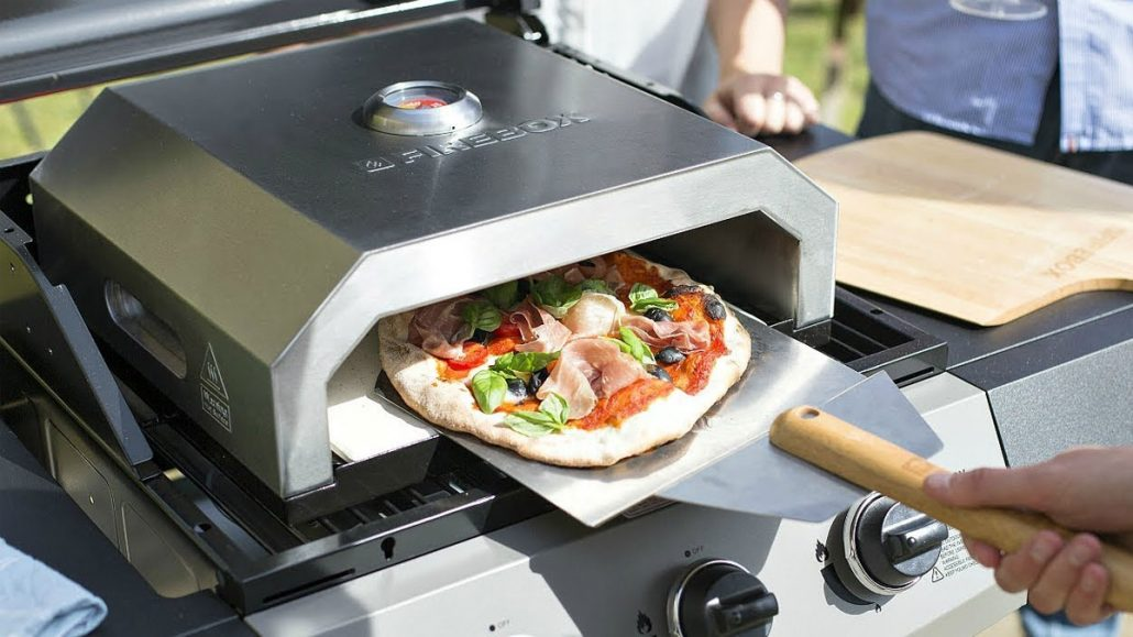 Forno per pizza BBQ Firebox La Hacienda