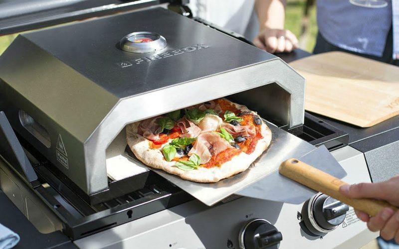 Sei un amante della pizza? Prova la cottura al BBQ!