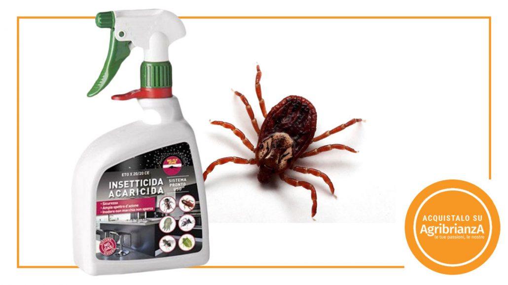 insetticida zecche no fly zone
