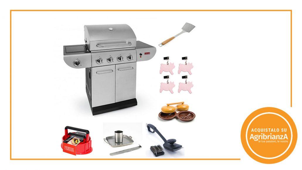 acquista online il barbecue a gas sumo di barbecook