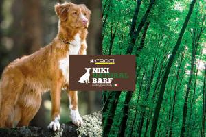 NIKI NATURAL BARF, snack naturali per il tuo cane
