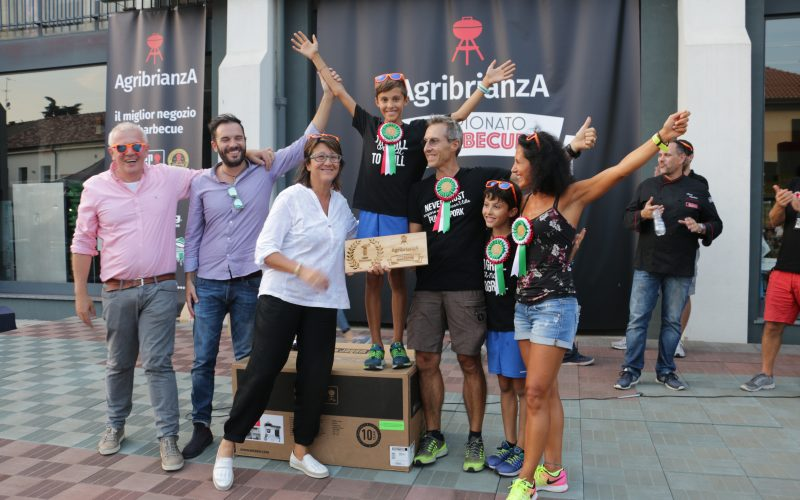 La Classifica del Campionato di Barbecue 2018