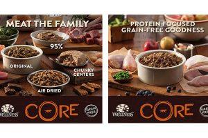 Wellness CORE, l'alimentazione naturale e grain free per il tuo cane