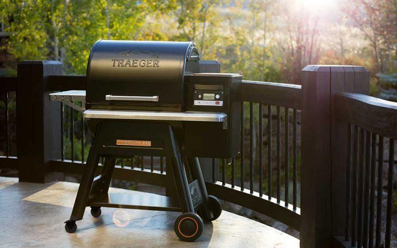 Barbecue a pellet Traeger: il dispositivo per affumicare, cuocere, grigliare