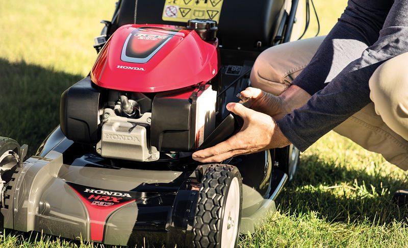 Rasaerba Honda HRX 537 HZ avviamento elettrico GRATIS