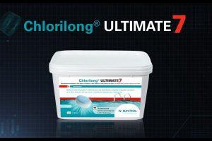 Chlorilong Ultimate 7 per piscine: un prodotto, 7 funzioni!