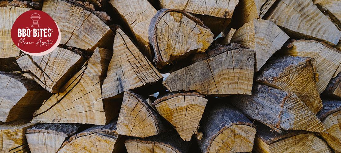 Che differenza c'è tra le varie essenze di legno per affumicatura