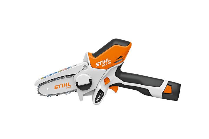 Potatore stihl GTA26 a batteria